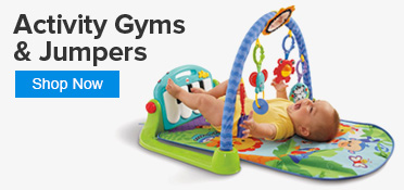 Activity Gyms & Jumpers